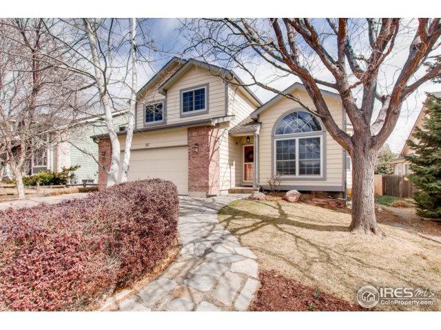 142 Cherrywood Ln, Louisville, CO 80027 (MLS #844221) :: 8z Real Estate