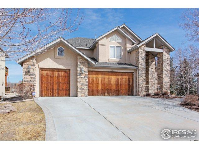 3981 Troon Cir, Broomfield, CO 80023 (MLS #844226) :: Downtown Real Estate Partners