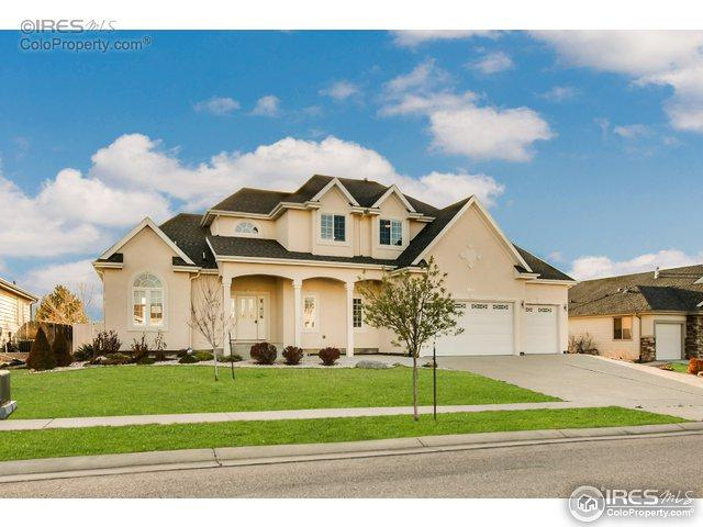 1815 80th Ave, Greeley, CO 80634 (#844241) :: The Peak Properties Group