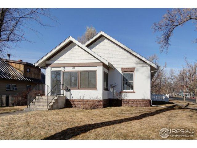 303 Smith St, Fort Collins, CO 80524 (MLS #844260) :: The Daniels Group at Remax Alliance