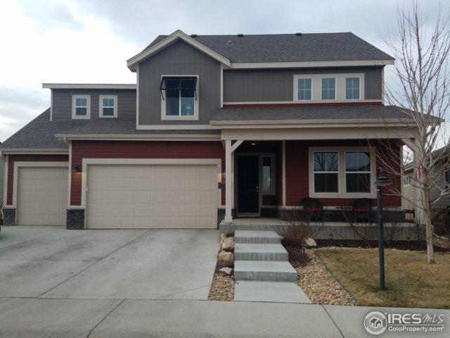2415 Bluestem Willow Dr, Loveland, CO 80538 (MLS #844269) :: The Daniels Group at Remax Alliance