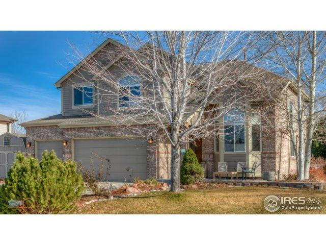 1223 Northview Dr, Erie, CO 80516 (MLS #844293) :: 8z Real Estate