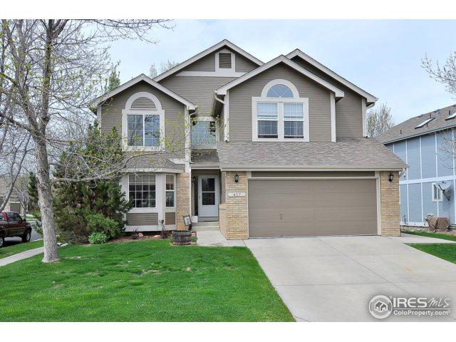 417 Arrowhead Dr, Loveland, CO 80537 (MLS #844295) :: The Daniels Group at Remax Alliance