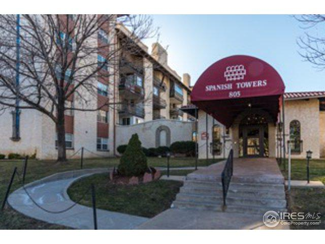 805 29th St #559, Boulder, CO 80303 (MLS #844306) :: The Daniels Group at Remax Alliance