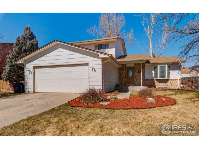 2129 44th Ave, Greeley, CO 80634 (#844315) :: The Peak Properties Group