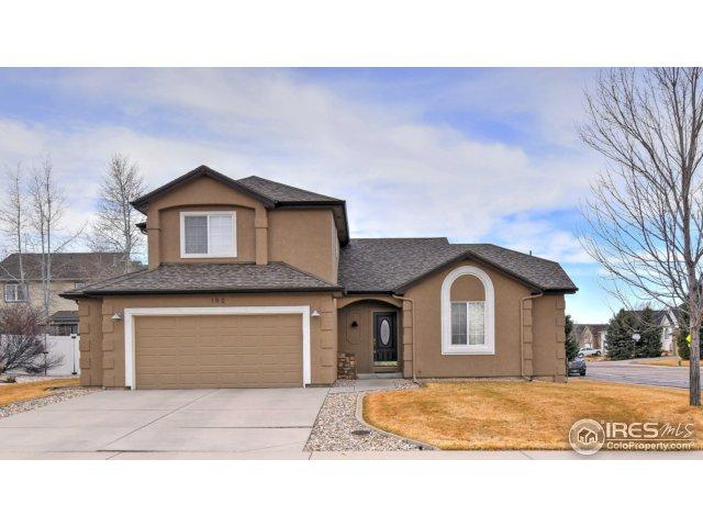 182 63rd Ave, Greeley, CO 80634 (#844346) :: The Peak Properties Group