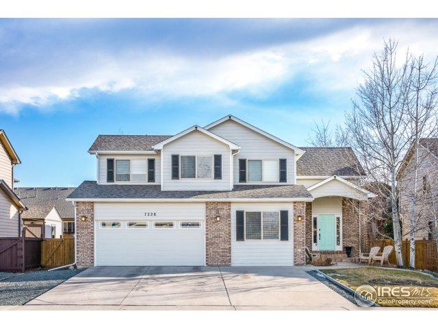 7228 W 21st St, Greeley, CO 80634 (#844388) :: The Peak Properties Group