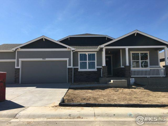954 Tail Water Dr, Windsor, CO 80550 (#844395) :: My Home Team
