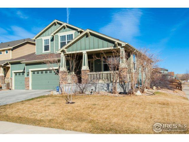 1169 Mircos St, Erie, CO 80516 (MLS #844409) :: 8z Real Estate