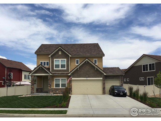 4843 Silverwood Dr, Johnstown, CO 80534 (MLS #844410) :: The Daniels Group at Remax Alliance