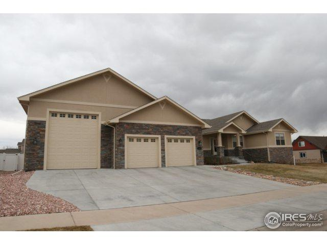 3016 70th Ave, Greeley, CO 80634 (#844438) :: The Peak Properties Group