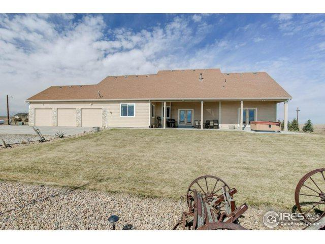 31440 County Road 18, Keenesburg, CO 80643 (MLS #844464) :: Downtown Real Estate Partners