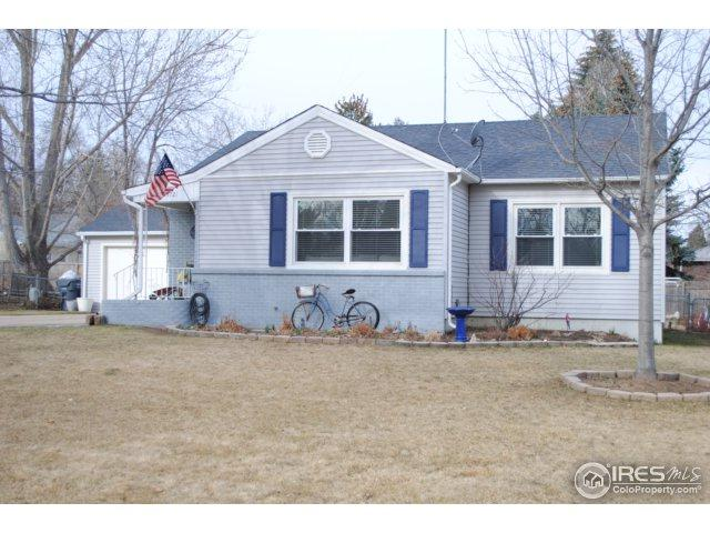 1721 17th Ave, Greeley, CO 80631 (MLS #844466) :: 8z Real Estate