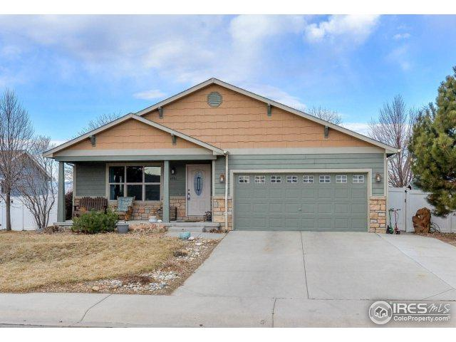 6981 Mount Nimbus St, Wellington, CO 80549 (MLS #844469) :: The Daniels Group at Remax Alliance