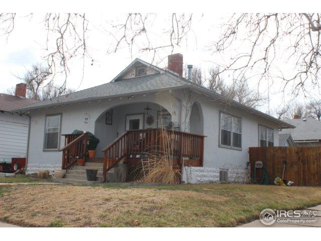 1301 12th Ave, Greeley, CO 80631 (MLS #844472) :: 8z Real Estate