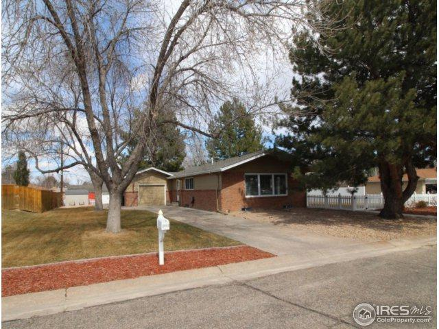2117 23rd St, Greeley, CO 80631 (MLS #844490) :: 8z Real Estate