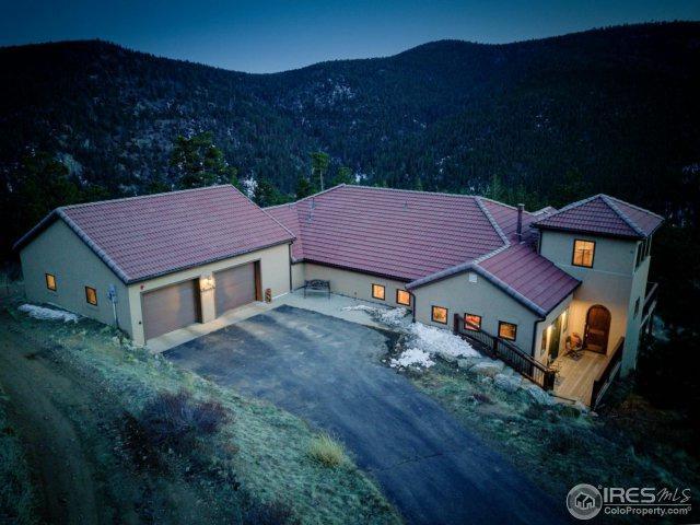 4900 Ridge Rd, Nederland, CO 80466 (MLS #844509) :: 8z Real Estate