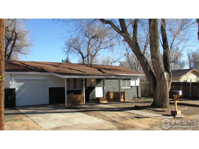 505 39th St, Evans, CO 80620 (#844516) :: The Peak Properties Group
