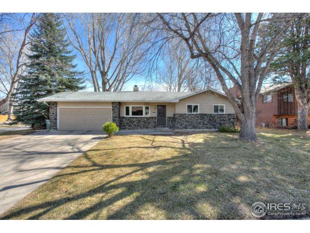 2800 Balmoral Dr, Fort Collins, CO 80525 (MLS #844517) :: The Daniels Group at Remax Alliance