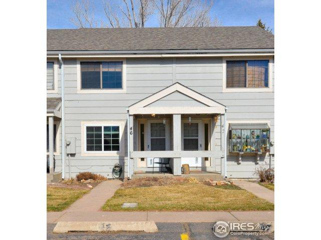 2929 Ross Dr #46, Fort Collins, CO 80526 (MLS #844521) :: Tracy's Team