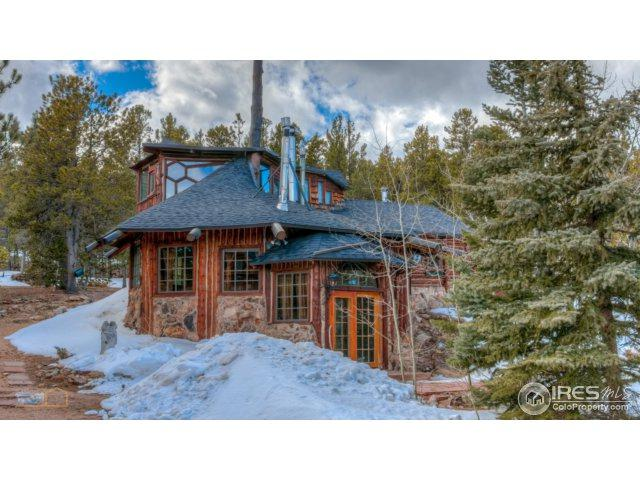 1386 Gold Lake Rd, Ward, CO 80481 (MLS #844580) :: 8z Real Estate