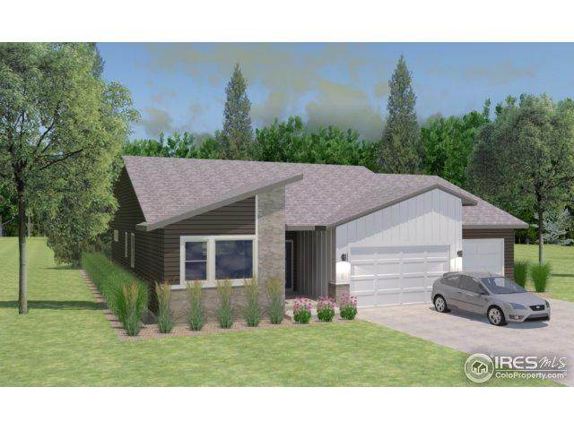 521 Vivian St, Severance, CO 80546 (MLS #844596) :: The Daniels Group at Remax Alliance