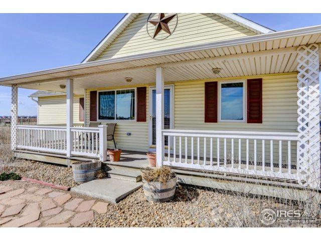 15991 County Road 25, Platteville, CO 80651 (#844609) :: The Peak Properties Group