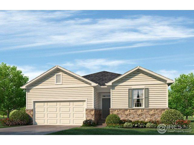521 2nd St, Severance, CO 80546 (MLS #844624) :: The Daniels Group at Remax Alliance