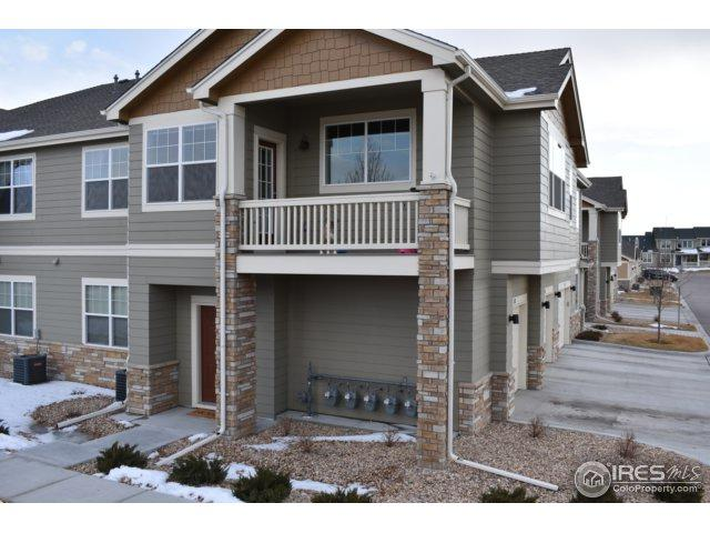6911 W 3rd St #512, Greeley, CO 80634 (MLS #844637) :: The Daniels Group at Remax Alliance