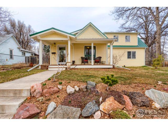 425 N Whitcomb St, Fort Collins, CO 80521 (#844653) :: The Peak Properties Group