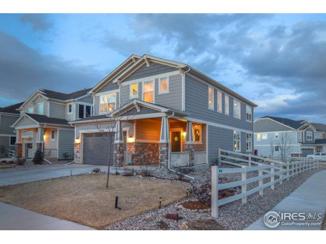 3126 Bryce Dr, Fort Collins, CO 80525 (MLS #844655) :: The Daniels Group at Remax Alliance