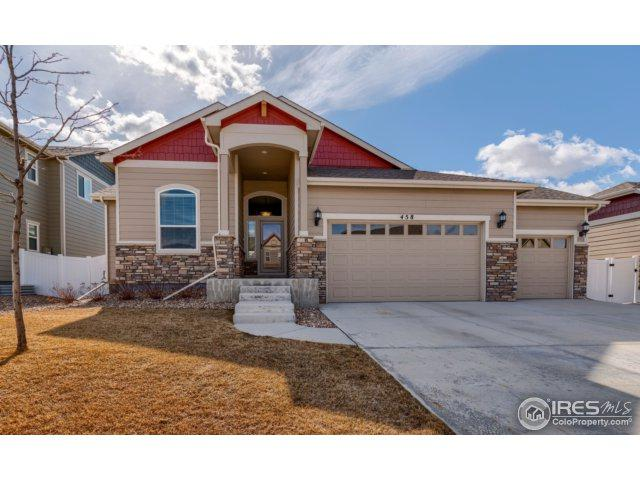 458 Osceola Dr, Loveland, CO 80538 (MLS #844658) :: 8z Real Estate