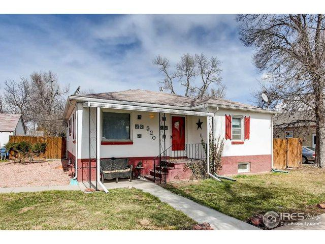 520 Franklin Ave, Berthoud, CO 80513 (MLS #844672) :: The Daniels Group at Remax Alliance