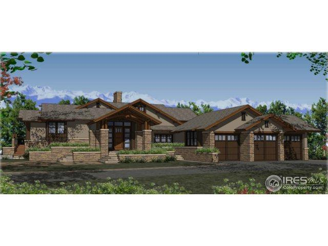 3058 Center Ridge Dr, Berthoud, CO 80513 (MLS #844703) :: The Daniels Group at Remax Alliance