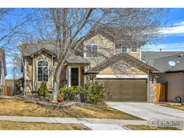 6031 W Progress Ave, Littleton, CO 80123 (#844725) :: The Peak Properties Group