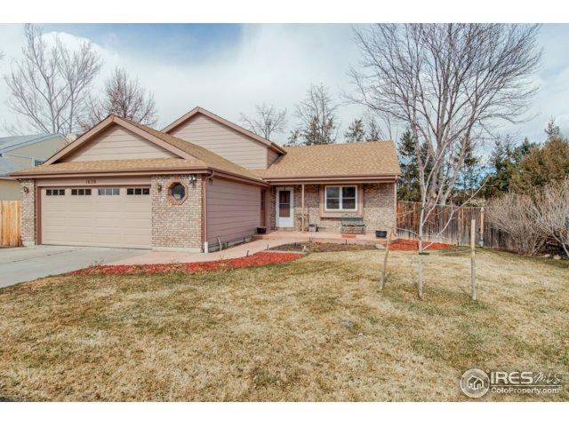 1628 23rd Ave, Longmont, CO 80501 (MLS #844728) :: 8z Real Estate