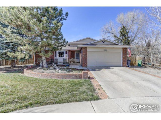 1005 N Redbud Dr, Loveland, CO 80538 (#844734) :: The Peak Properties Group