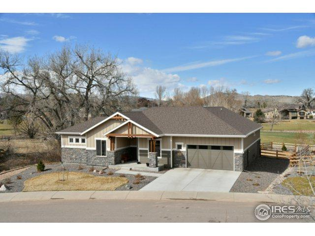 590 Deer Meadow Dr, Loveland, CO 80537 (MLS #844749) :: The Daniels Group at Remax Alliance