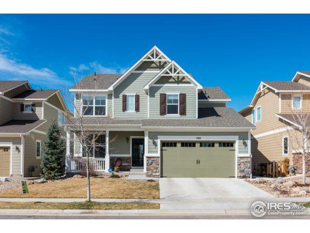 190 Maxwell Cir, Erie, CO 80516 (#844763) :: The Peak Properties Group