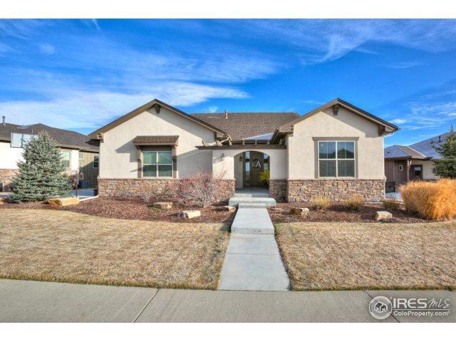 7246 Crystal Downs Dr, Windsor, CO 80550 (#844768) :: The Peak Properties Group
