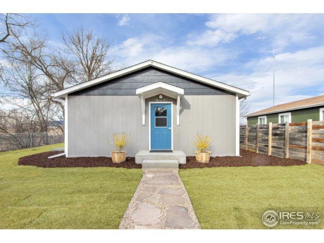 809 Martinez St, Fort Collins, CO 80524 (MLS #844786) :: 8z Real Estate