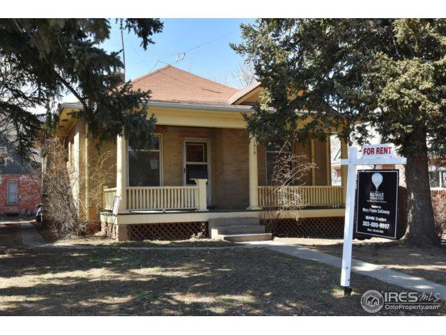 1515 9th St, Boulder, CO 80302 (MLS #844793) :: 8z Real Estate