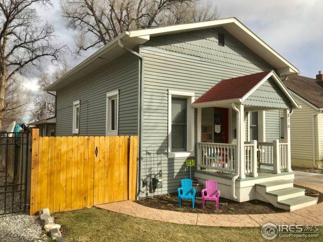816 Gay St, Longmont, CO 80501 (MLS #844800) :: 8z Real Estate
