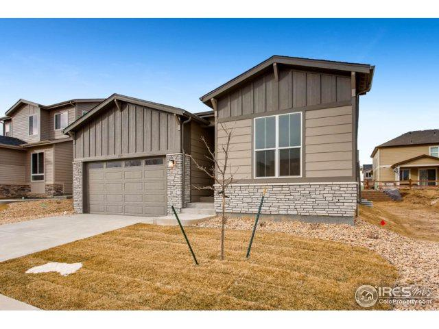 1123 102nd Ave, Greeley, CO 80634 (#844806) :: Group 46:10 - Denver