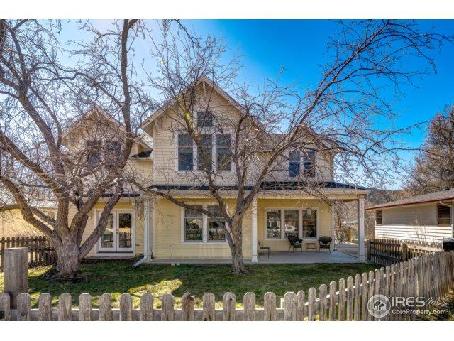 1350 Alpine Ave, Boulder, CO 80304 (#844815) :: The Peak Properties Group