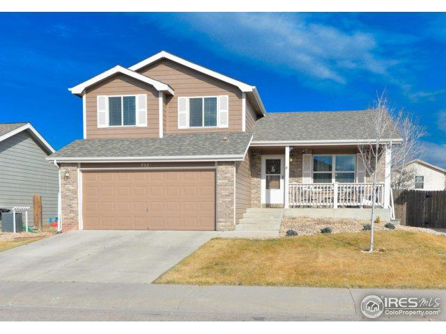 732 Carriage Dr, Milliken, CO 80543 (MLS #844819) :: 8z Real Estate