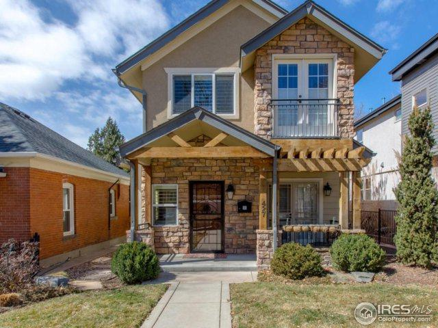 427 S Gilpin St, Denver, CO 80209 (#844832) :: The Peak Properties Group