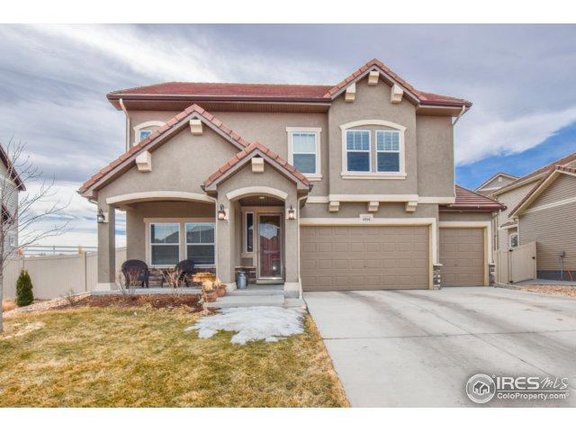 4934 Silverwood Dr, Johnstown, CO 80534 (MLS #844842) :: The Daniels Group at Remax Alliance