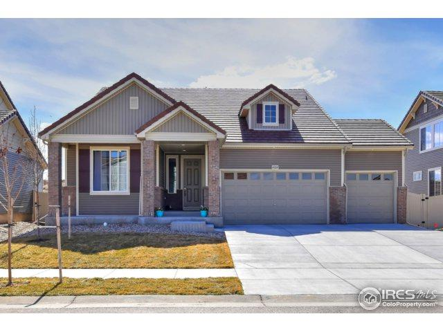 4724 Wildwood Way, Johnstown, CO 80534 (MLS #844853) :: The Daniels Group at Remax Alliance