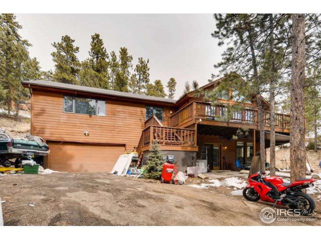 7027 S Brook Forest Rd, Evergreen, CO 80439 (#844859) :: The Peak Properties Group